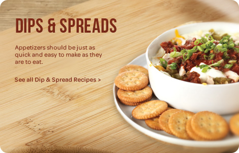 Dip & Spread Recipes